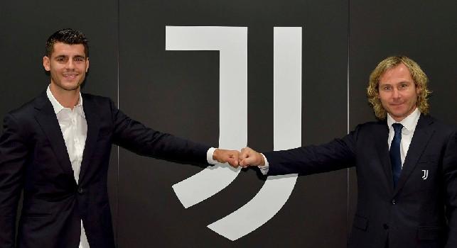 Juventus, Morata mette alle spalle il pari di Roma: Non vedo l'ora venga la prossima partita