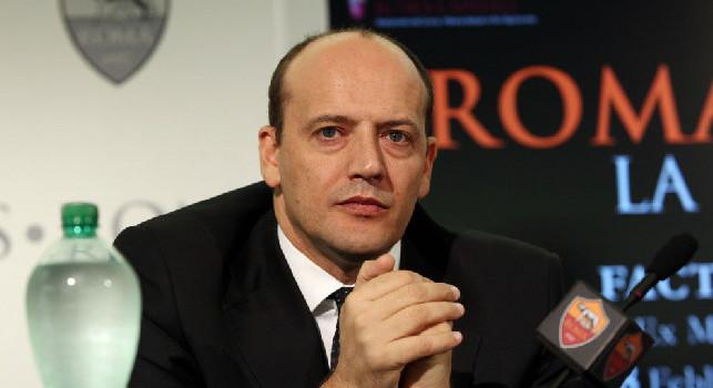 Roma, Baldissoni si dimette: Onorato dei miei 5 anni in giallorosso. Festeggerò i successi da tifoso