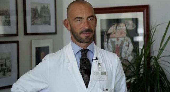 Bassetti: Siamo vicini all'80% dei vaccinati in Italia, ora via la mascherina e stadi aperti al 100%