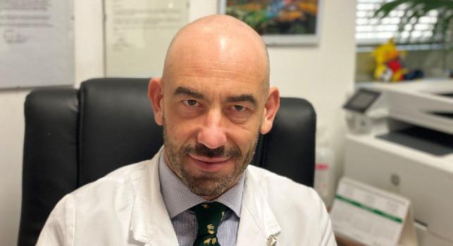Bassetti: Vaccinare i calciatori per l'Europeo? Lo dice la UEFA. Per colpa dell'ipocrisia italiana si rischia di perdere tutto...
