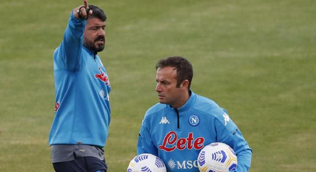 SSC Napoli, il report dell'allenamento: scarico in palestra per chi ha giocato ieri, intera seduta in gruppo per Insigne