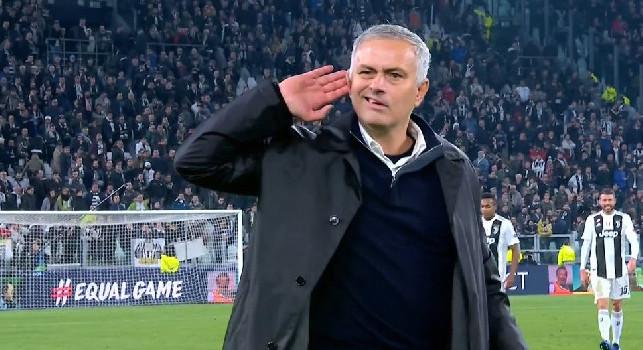 Condò su Mourinho: Quando ho letto le sue parole avevo pensato alla Juventus