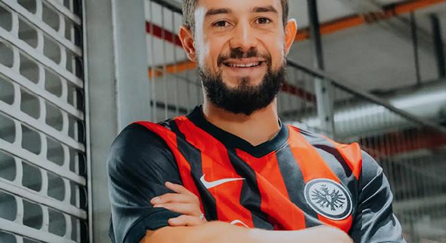 Cm.com - Il Napoli ha la grana Younes: vuole lasciare l'Eintracht, ci sono gli Emirati Arabi per lui