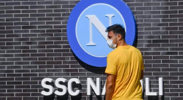 Cdm - Napoli in apprensione per la positività di Fabian: stamattina nuovi test