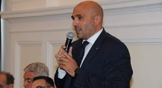 Zigarelli, pres. FIGC Campania: Eccellenza? Sono ripartite 28 squadre e 14 sono rimaste ferme