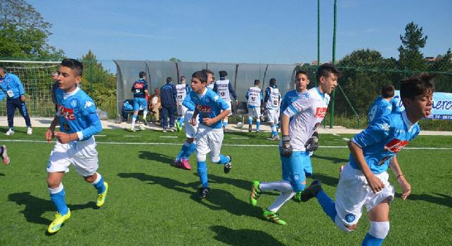 Paura Covid: salta il doppio derby Under 16 e 15 Napoli-Benevento