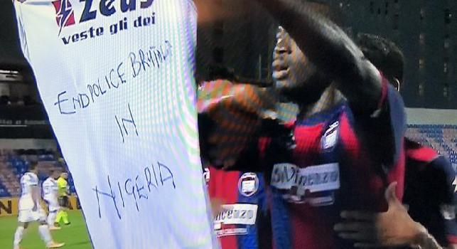 Dopo Osimhen anche Simy, gol ed esultanza: Fermate le violenze della polizia in Nigeria [FOTO]