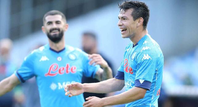 Repubblica - Napoli-Milan scelta a sorpresa di Gattuso: Lozano dietro Mertens!