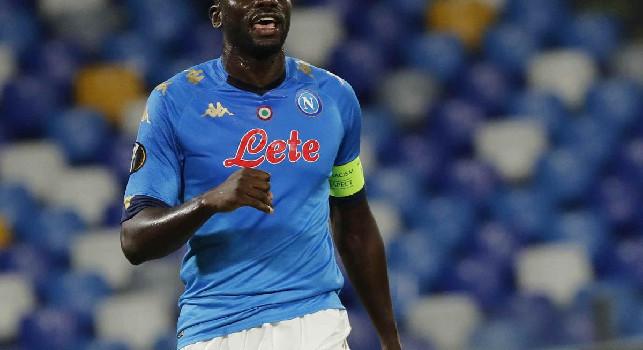 Koulibaly, altro traguardo prestigioso: questa sera presenza numero 250 con la maglia del Napoli