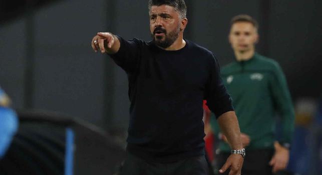 Si parlava di febbre e tosse, Alvino smentisce: La foto di Gattuso non è stata postata casualmente dal Napoli!