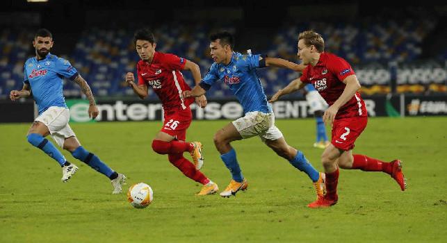 AZ-Napoli, i precedenti: una sola vittoria contro le olandesi, azzurri mai vittoriosi in trasferta