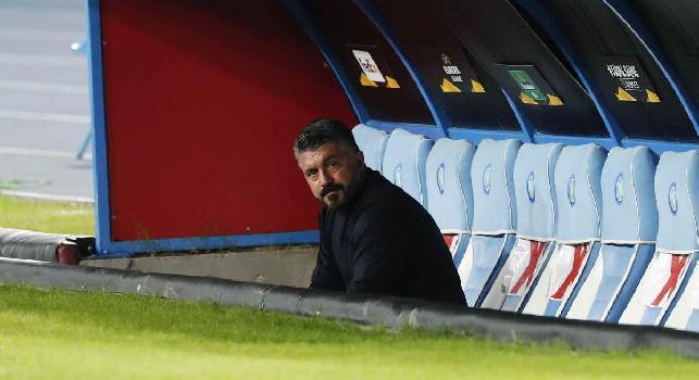 Napoli-Real Sociedad, ultimissime formazioni Sky: Gattuso sceglie Politano, Mertens e Fabián dal 1'! Isak guida l'attacco spagnolo