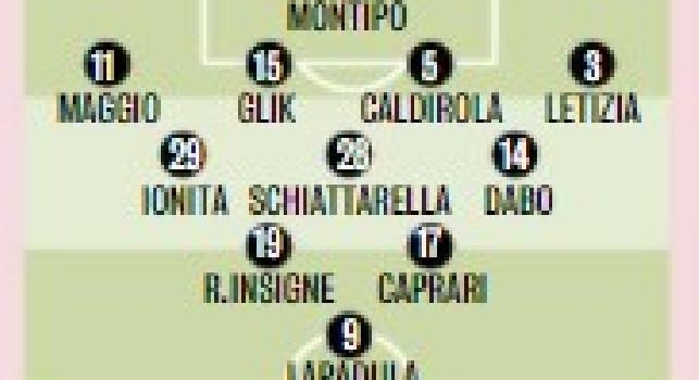 Benevento-Napoli, le probabili formazioni di Gazzetta: Gattuso ne cambia sei rispetto all'AZ, ruolo inedito per Petagna [GRAFICO]