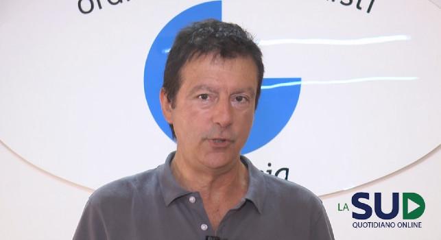 Odg, il presidente Lucarelli: Ieri rivolta di camorra. Auto distrutta e aggressioni: protezione per i giornalisti