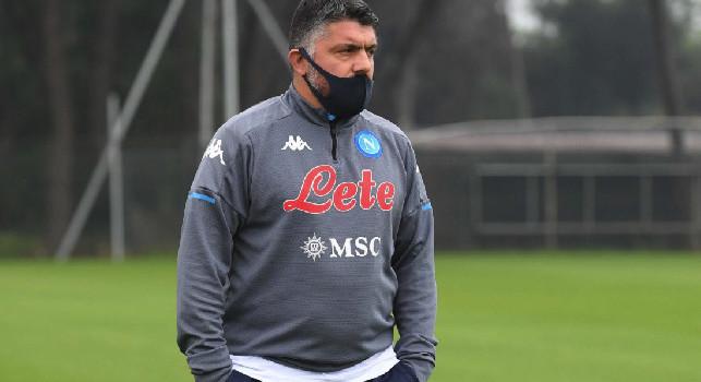 CdM - In allenamento Gattuso ha insistito tanto su una strategia da adottare contro il Milan