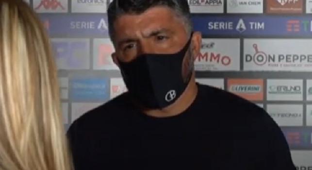 Gattuso a Otto Channel: Quando è salito in area Montipò ho avuto brutti pensieri. Brignoli segnò contro il mio Milan al 4' di recupero [VIDEO]