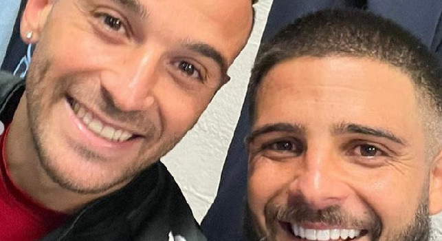 Antonio Insigne: Lorenzo ha preso in giro Roberto fino a tarda serata, ieri abbiamo esultato tre volte in famiglia