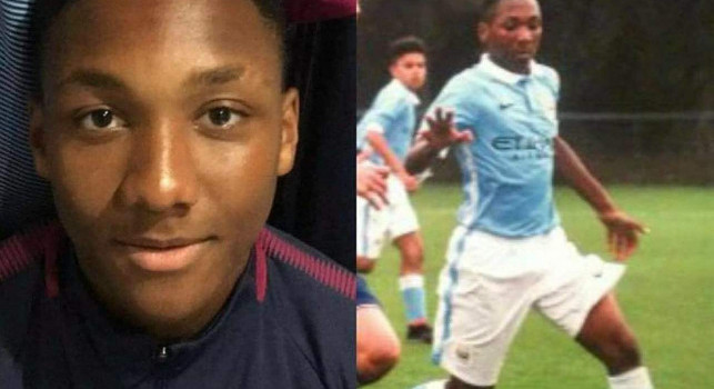 Lutto nel mondo del calcio, il 17enne ex City si suicida: Wisten soffriva di depressione dopo lo svincolo dal Manchester