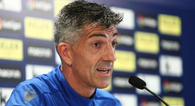 Real Sociedad, Alguacil: Napoli candidato per lo scudetto! Maradona? David Silva ha la stessa qualità. Agli azzurri porterei via tutti i migliori. Aritz: Affrontiamo un grande squadra, Gattuso è sempre stato un mio riferimento