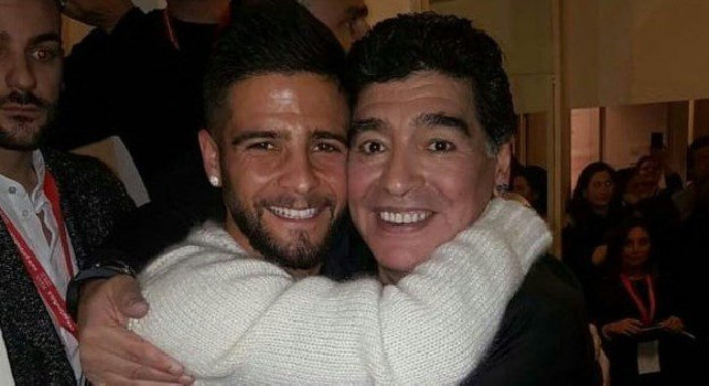Insigne e gli auguri a Maradona: Per noi napoletani sei il numero uno, ci hai dato tante emozioni [VIDEO]