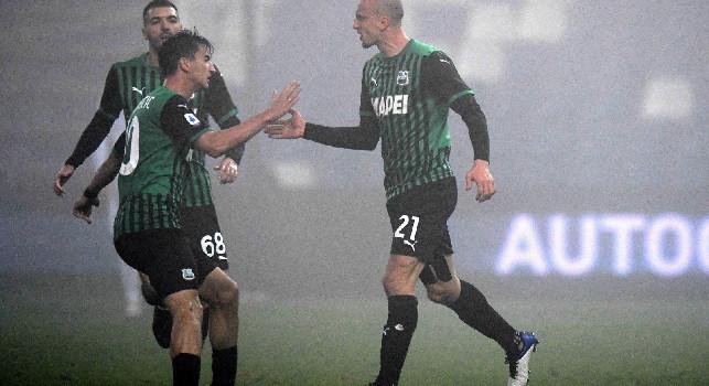 Da Sassuolo, Guarino a CN24: Napoli un autotreno, ma De Zerbi se la gioca col 4-2-3-1