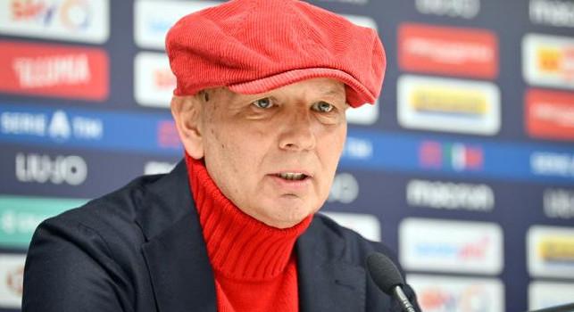 Bologna, Mihajlovic sicuro: Il Sassuolo può giocarsela per il titolo per organizzazione e mentalità!
