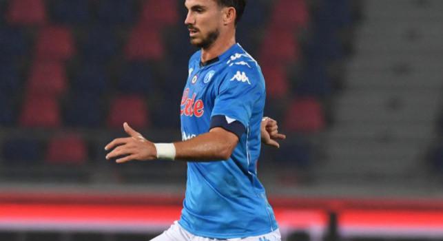 Cambio per il Napoli: fuori Fabian Ruiz e dentro Elmas