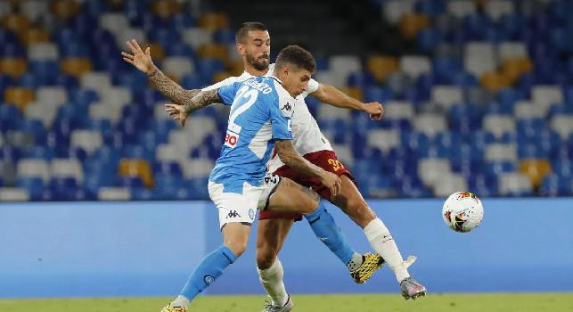 Roma, Spinazzola: Scudetto? Juve e Inter sono le più attrezzate, ma occhio! I negazionisti del Covid sono folli, sull'omosessualità nel calcio...