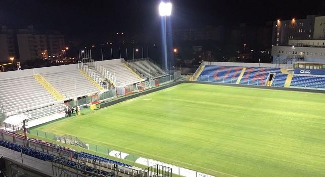 UFFICIALE - Crotone-Lazio si gioca: Terreno in perfette condizioni