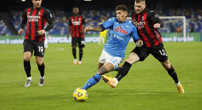 Vincono con le nazionali, perdono col Napoli: tifosi azzurri sottolineano sui social