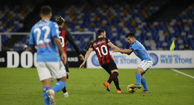 Cambio per il Milan, fuori Calhanoglu