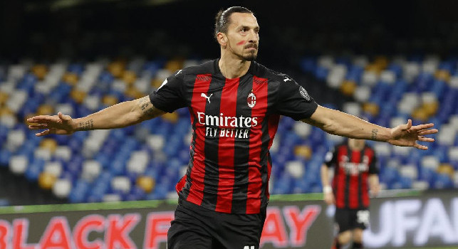 Ibrahimovic stratosferico: contro il Napoli la quarta doppietta stagionale