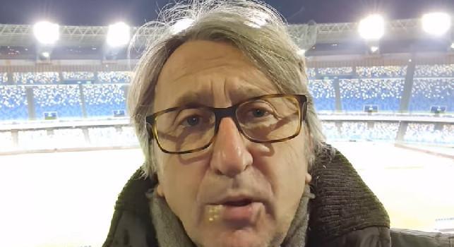 Napoli-Milan 1-3, Auriemma: Se non hai il bomber, certe partite non le vinci [VIDEO]