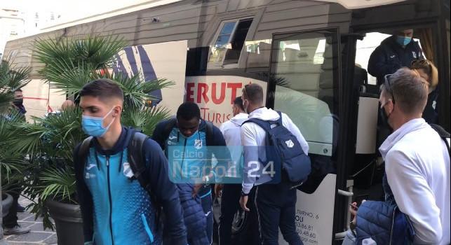 Sportske novosti, Reic a CN24: Rijeka? Per me non se la possono giocare col Napoli, anche se hanno recuperato Andrijasevic