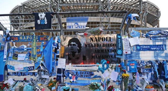 L'iniziativa di Cannavaro unisce anche la politica: Da oggi Napoli ed i tifosi del Napoli avranno il dovere di ricordare Diego a tutti