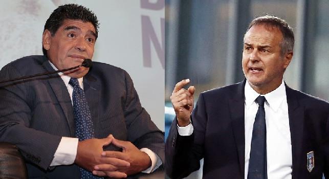 Cabrini si smentisce a CN24: Ho detto che l'amore di Maradona per Diego era malato. Napoli avrebbe dovuto dargli qualche 'schiaffone'. Mughini e Cruciani? Non vanno nemmeno pensate certe cose [VIDEO]