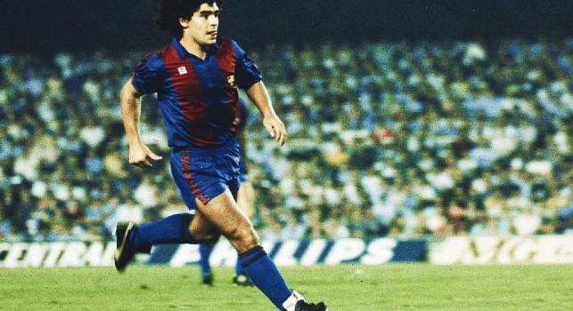 Maradona, l'uomo che lo portò a Barcellona: Lo trattai con una pistola sul tavolo, si intromise anche il governo di Videla