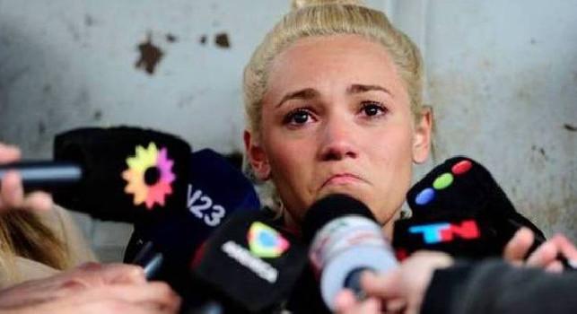 Maradona, la conversazione tra Claudia e Rocio: Voglio vederlo un'ultima volta. Perché non lo capite?