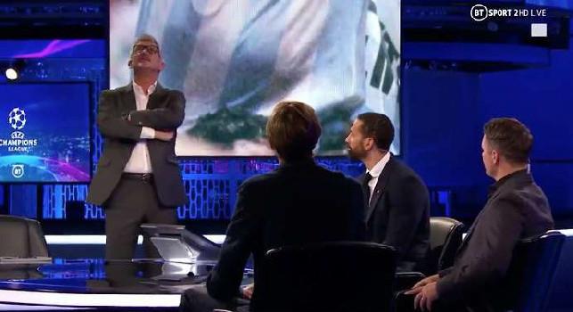 Lineker: Nemmeno l'arbitro avrebbe potuto rovinare il match, non sarei sorpreso se il Napoli vincesse la Serie A