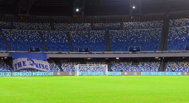 UFFICIALE - Arriva il via libera anche del prefetto di Napoli: il San Paolo diventa Stadio Diego Armando Maradona