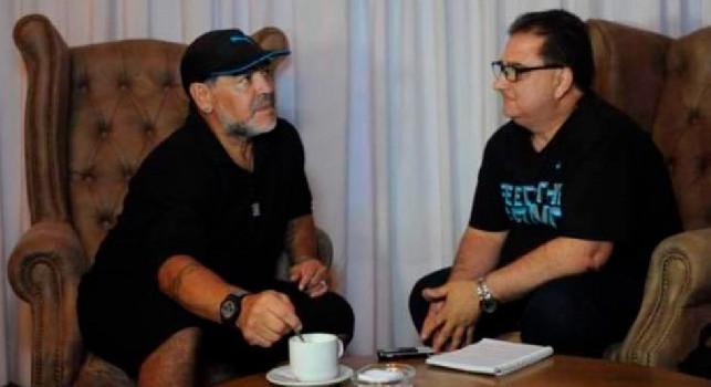 Maradona, la giornalista che ha annunciato la morte: ho pianto 30 minuti come un bambino! Era depresso perché ...