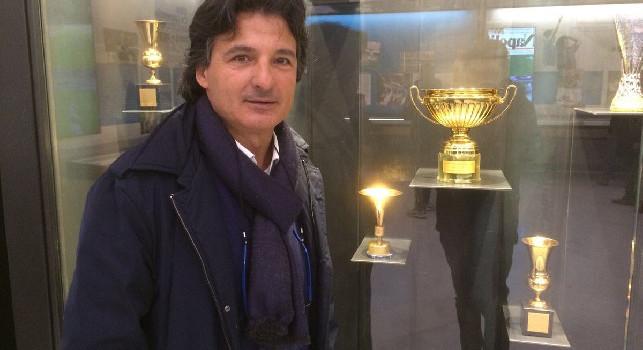 SSC Napoli sui social: Buon compleanno Caffarelli