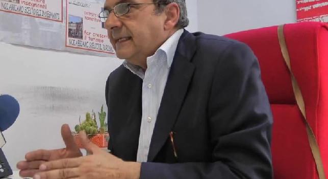 Comune di Napoli, il consigliere Sgambati: Siamo ancora in alto mare per l'inaugurazione del Maradona: non c'è stato un incontro con ADL [ESCLUSIVA]