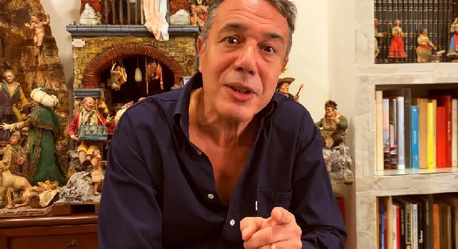 Federico Salvatore ricoverato in ospedale a Napoli per emorragia cerebrale