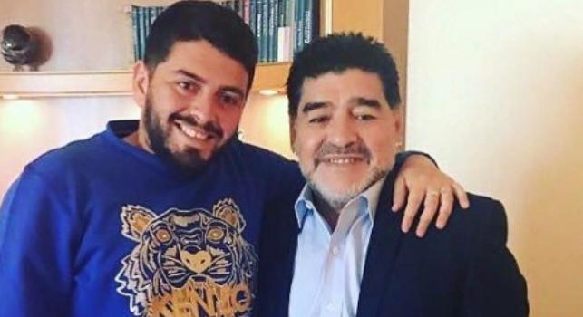 Diego Armando Maradona jr si racconta: Così ho appreso della morte di papà. Si sentiva in colpa con me, ma l'ho perdonato 5 anni fa