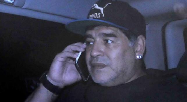 Il Mattino - Maradona era allo stremo: trenta birre e dieci pasticche di ansiolitico al giorno