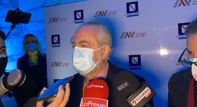 CorSport - Infortunio Ghoulam, De Laurentiis potrebbe rinnovargli il contratto come accadde con Grava dopo un infortunio serio