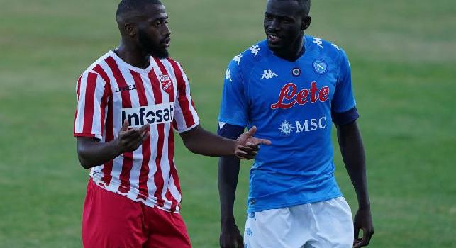 Diakite-Napoli, fumata al momento grigia: c'è distanza con il Teramo. Il difensore vorrebbe essere girato in prestito in B e non al Bari [ESCLUSIVA]