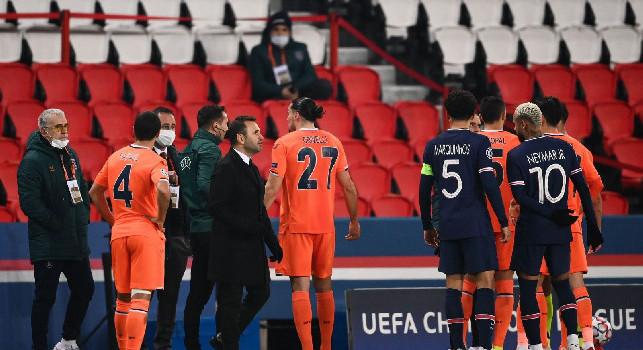 Champions League, caos su Coltescu: ha cercato di giustificarsi spiegando che in romeno «negru» non avrebbe connotazioni razziste