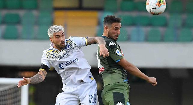 Affare Zaccagni, Il Mattino: c'è stato il veto del Verona a gennaio, il Napoli vuole restare in pole! L'agente ha già confermato l'addio